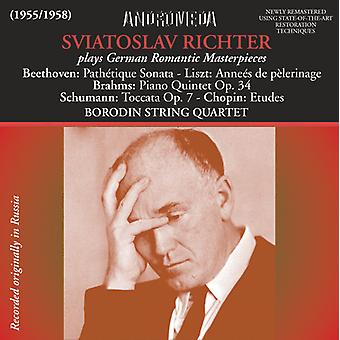 Beethoven / Richeter - Sviatoslav Richter Play German [CD] USA import