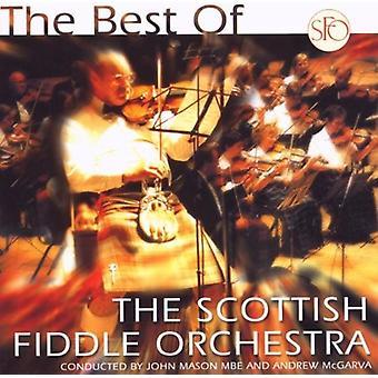 Scottish Fiddle Orchestra - Best of the Scottish Fiddle [CD] USA import