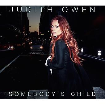 Judith Owen - Somebody's Child [CD] USA import