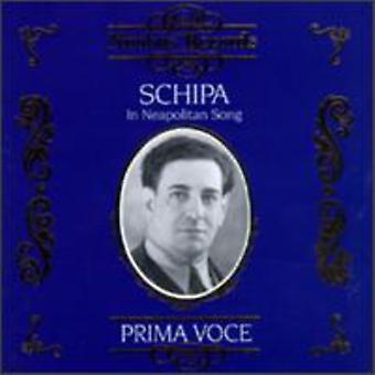 Tito Schipa - Prima Voce: Schipa in Neapolitan Song [CD] USA import