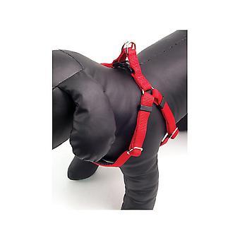 Harnais pour chien Nylon Protection souple classique palissandre