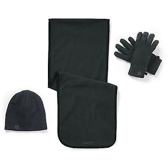Craghoppers Miesten & naisten eteerinen II Fleece hattu, käsine & huivi asettaa