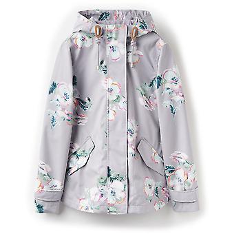 Julios las mujeres/damas Coastprint impermeable chaqueta transpirable capa