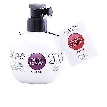 Revlon Nutri kleur Creme #200-violet 270 Ml Unisex