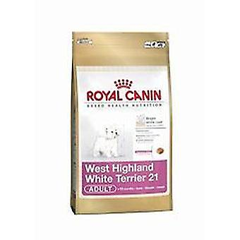Royal Canin Westie dog dry food 3kg