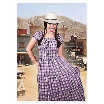 Vrouwen kostuums vrouwen Cowboy jurk verschillende kleuren