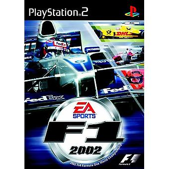 F1 2002-nya