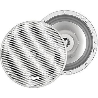 MB Quart ASC116 2 måde koaksial flush mount speaker kit 160 W