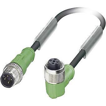Phoenix Contact 1668470 SAC-4P-M12MS / 0,3-PUR/M12FR Sensor / Aktor-Kabel