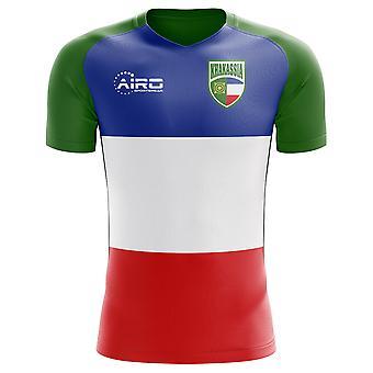 2020-2021 Khakassia Home Concept Voetbalshirt