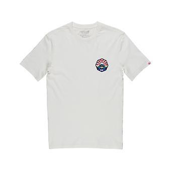Element EA Japan Lyhythihainen T-paita luun valkoinen
