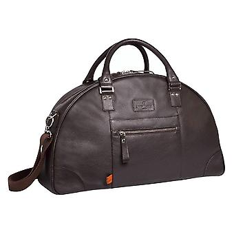 Simon Carter Folkestone Weekend Holdall - Brown