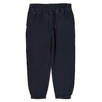 Heatons Kids Fleece Pants Sports Elasticated Waist Trousers Training Bottoms