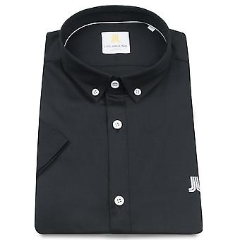 Life and Limb Short Sleeve Stretch Sateen Mens Shirt