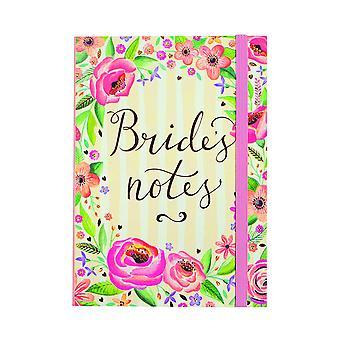 Rachel Ellen Wedding Brides Notebook