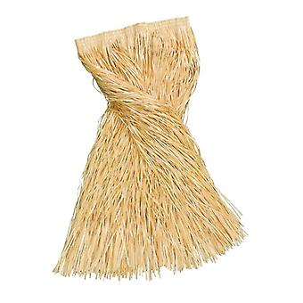 Long Straw Grass Skirt (#60).