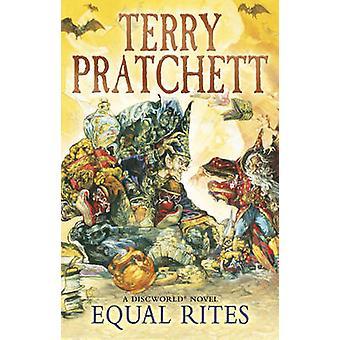等しい儀式 - ディスクワールド小説 3 テリー ・ プラチェット - 9780552166614 本で