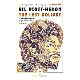 Siste ferie - en Memoir av Gil Scott-Heron - 9781786890252 bok