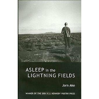 Somna i fälten Lightning av Jorn Ake - 9781881515449 bok