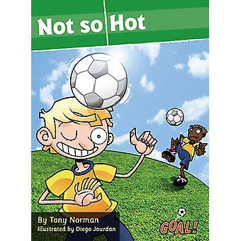 Ikke så varmt - niveau 2 af Tony Norman - 9781841678436 bog