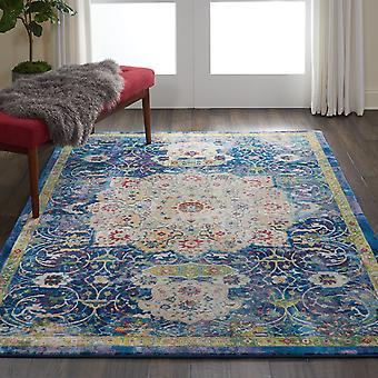 Ankara globalnego dywany Anr03 w kolorze niebieskim