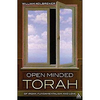 Open Minded Torah: Van ironie, fundamentalisme en liefde