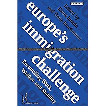 Die Einwanderung Herausforderung für Europa