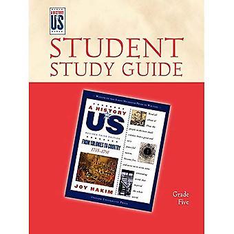 Das colônias ao país: guia de estudo de aluno séries fundamental, uma história de nós: guia de estudo do aluno emparelha-se com uma história de nós: livro três (história dos E.U. (Paperback))