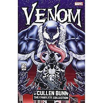 Venom av Cullen Bunn: Den kompletta samlingen