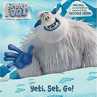 Yeti, Set, Go! (Smallfoot)