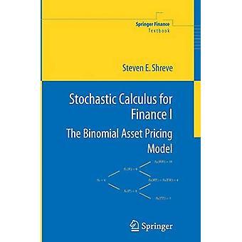 Calcul stochastique pour financer j'ai, par Steven E. Shreve