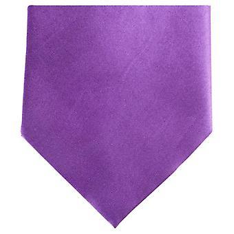 Knightsbridge Neckwear vanlige Polyester uavgjort - lilla