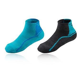Mizuno aktiv træning Mid sokker (2-pak) - SS19