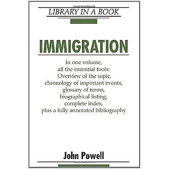 Invandring (bibliotek i en bok)