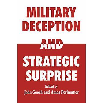 軍の詐欺とパールミュッター & Amos による戦略的な驚き
