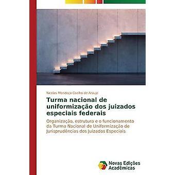 Turma nacional de uniformizao dos juizados especiais federais par Nicolas Mendoa Coelho de Araujo