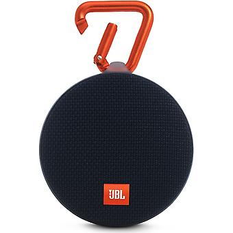 JBL Clip 2 Waterproof Ultra Portable Wireless Bluetooth Speaker - Black