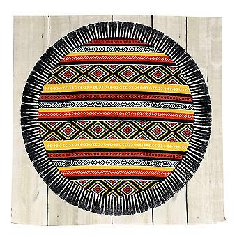 Country Club Family Sized Beach Towel, Aztec