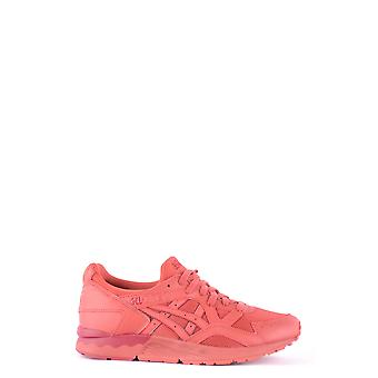 Asics Ezbc168007 Men's Red Fabric Sneakers