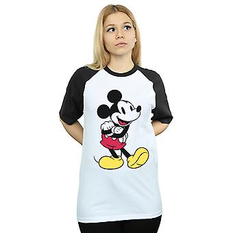 Disney vrouwen Mickey Mouse klassieke Mickey baseball T-shirt