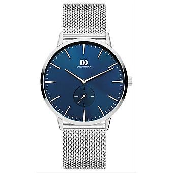 Dansk design Tidlos Akilia andet ur-sølv