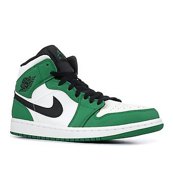 Air Jordan 1 Mid Se 'Pine Green' - 852542-301 - Shoes