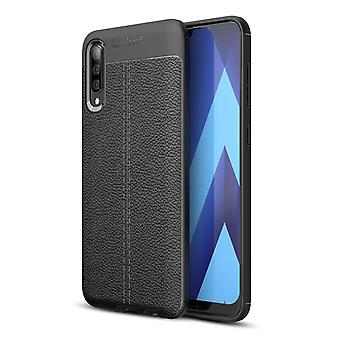Samsung Galaxy A70 TPU-Shell Litchi Korn