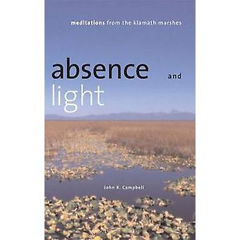Absence et lumière-méditations des marais Klamath par John R. ca