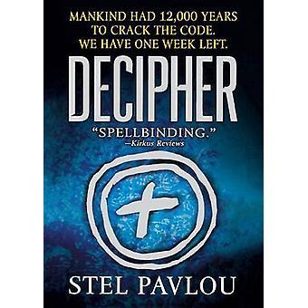 Decipher by Stel Pavlou - 9781250062543 Book