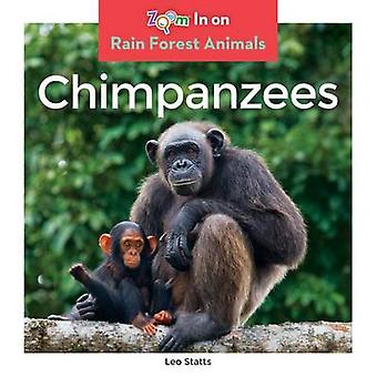 Chimpanzees by Leo Statts - 9781680791938 Book