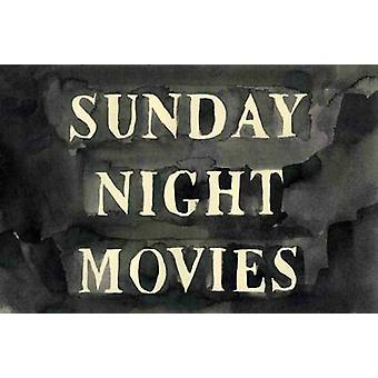 Sunday Night Movies by Leanne Shapton - 9781770461277 Book
