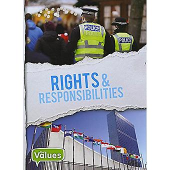 Rights & Responsibilities by Grace Jones - 9781786373489 Book