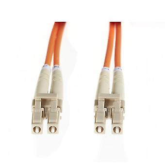 15M LC Lc Om1 الألياف البصرية متعددة المستويات أورانج