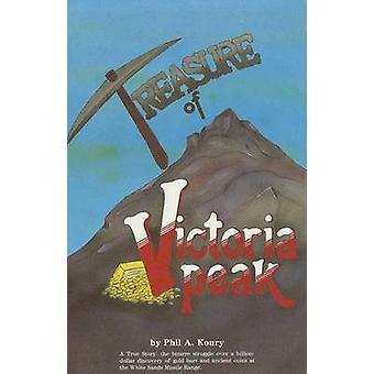 الكنز من قمة فيكتوريا بفيل ألف كوري-كتاب 9780887400605